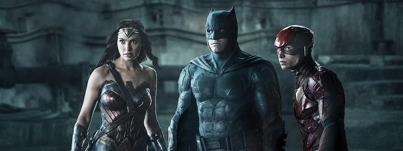 Зак Снайдер займется новой киновселенной DC для HBO Max