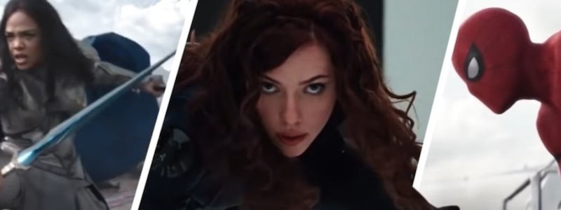 Все фильмы киновселенной Marvel за одну минуту