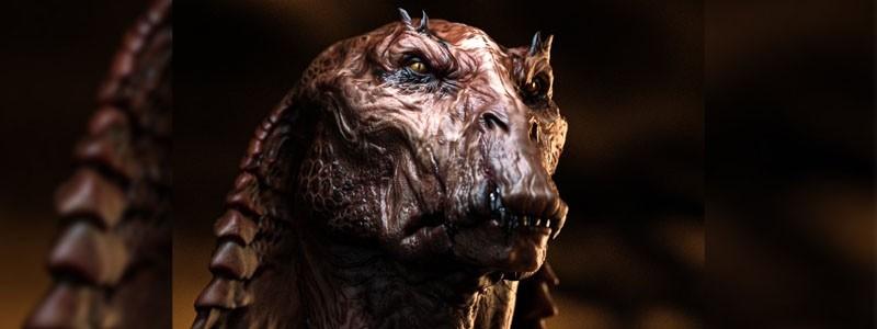 Джа-Джа Бинкса превратили в ужасного ситха из «Звездных войн»