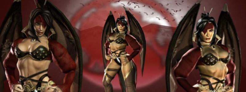 Авторы экранизации Mortal Kombat показали вампиршу Нитару из Deadly Alliance