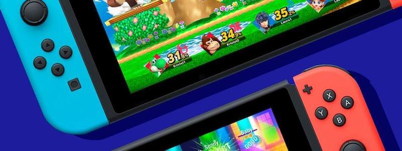 Игры для Nintendo Switch и 3DS появились в магазине «Буки»