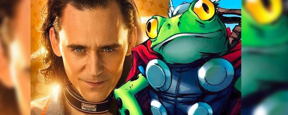 Раскрыта удаленная сцена «Локи» с Лягушкой Тором