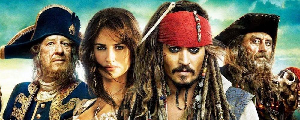 Любимые герои в трейлере «Пиратов Карибского моря 6» от фаната