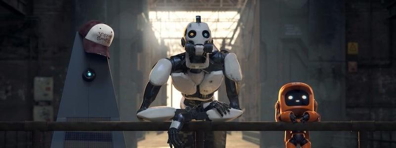Утечка. Первый трейлер 2 сезона «Любовь. Смерть. Роботы»