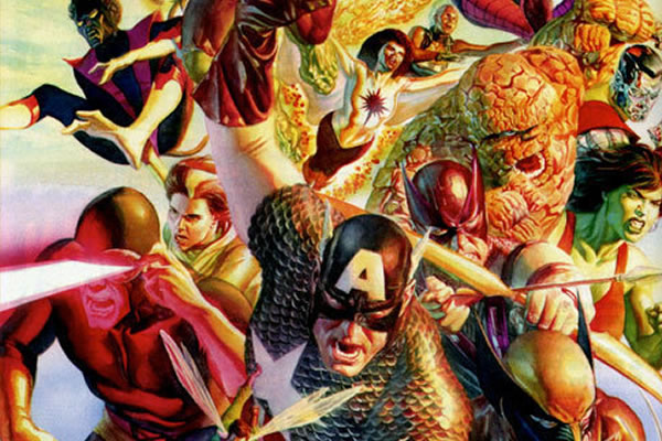 Тизер грядущего разрушения вселенной Marvel