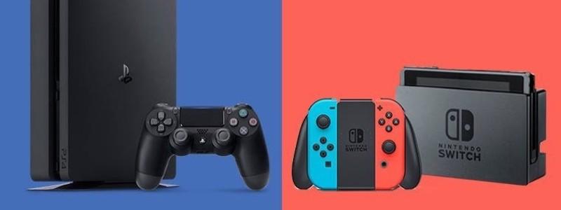 Утечка раскрыла новые игры для PS4 и Nintendo Switch