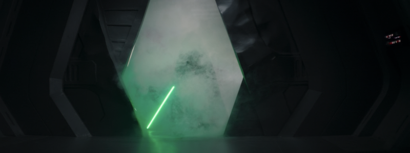 Финал сериала «Мандалорец» содержит отсылку на Дарта Вейдера