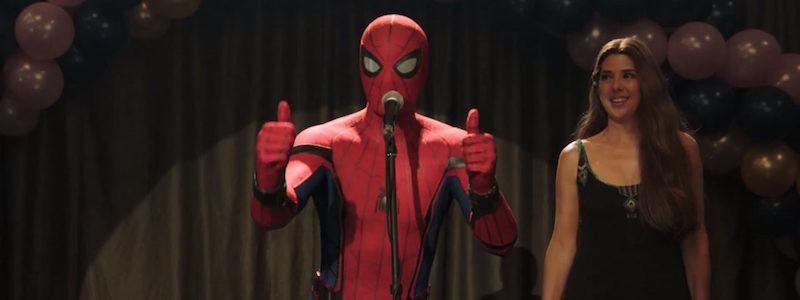Дата выхода второго трейлера «Человека-паука: Вдали от дома»