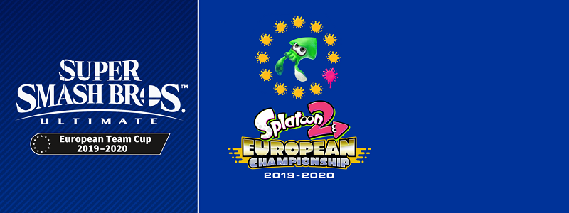 Анонс чемпионатов по Splatoon 2 и Super Smash Bros. Ultimate 2020