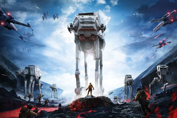 Русские разработчики делают свою Star Wars: Battlefront