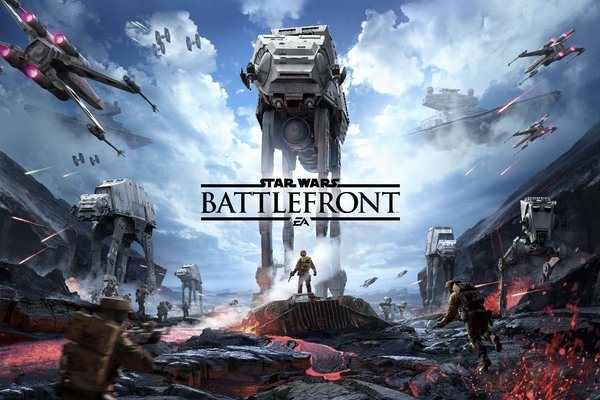 Почему в Star Wars: Battlefront нет сюжетной кампании