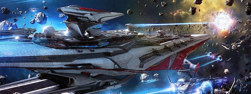 Детали обновления «Возвращение гигантов» для Star Conflict