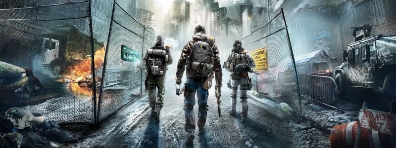 Ubisoft бесплатно раздает первую The Division всем желающим