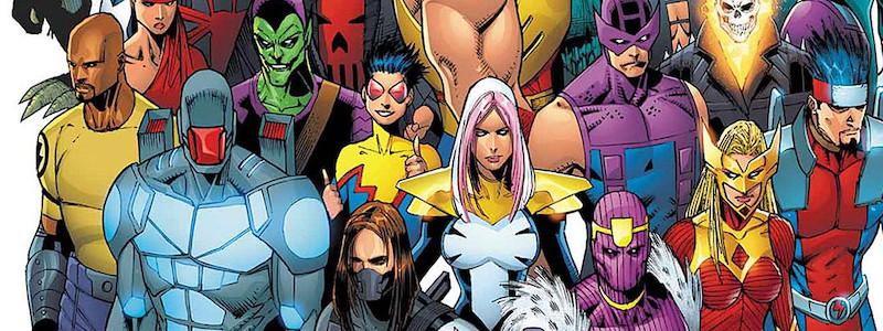 Marvel разрабатывают фильм «Громовержцы»