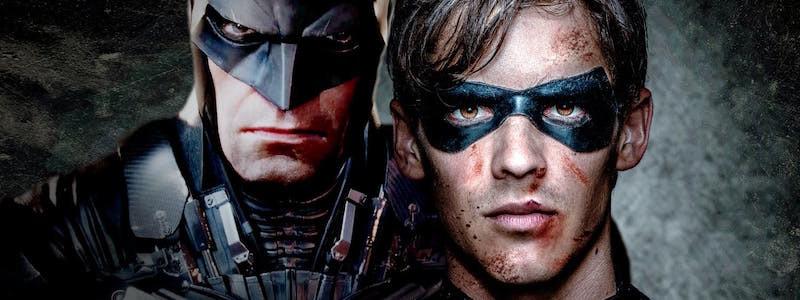Робин убивает Бэтмена в финале «Титанов»