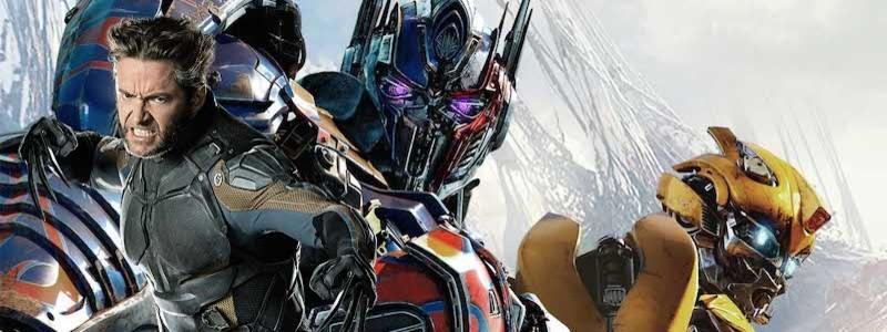 Marvel представили тизер кроссовера «Людей Икс» и «Трансформеров»