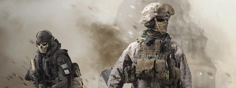 Ремастер Call of Duty: Modern Warfare 2 выйдет в апреле