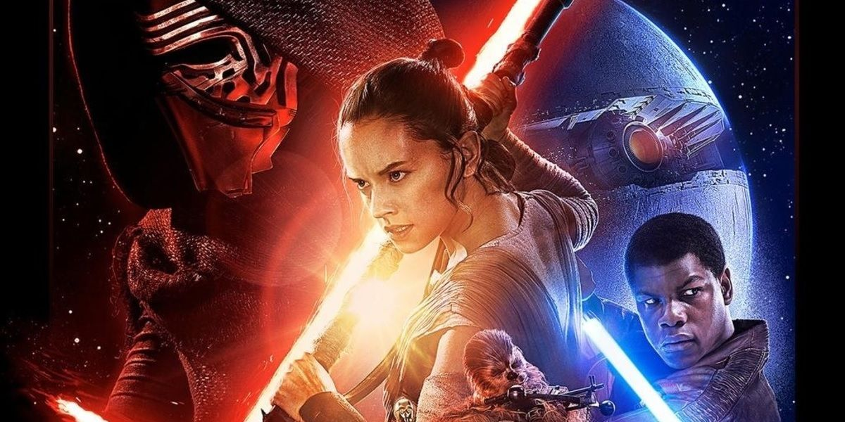 Страшная правда о Рей - безумная теория по «Звездным войнам» 7