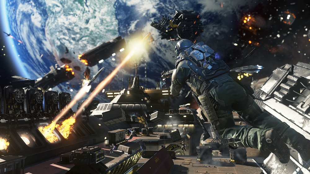 Обзор Call of Duty: Infinite Warfare 4