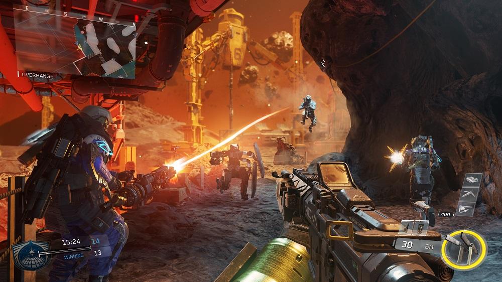 Обзор Call of Duty: Infinite Warfare 7