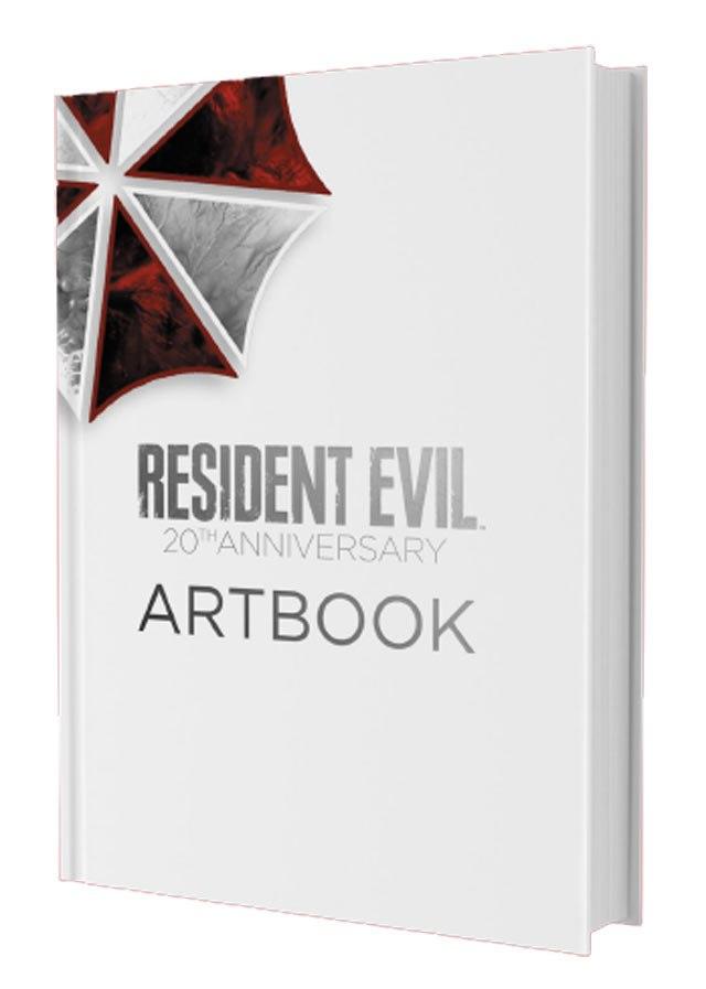 Что будет в коллекционном издании Resident Evil 7 1