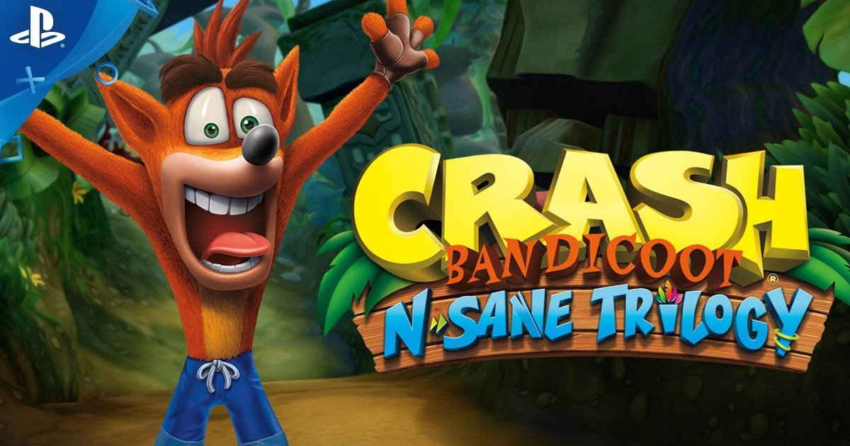 Подробности Crash Bandicoot N Sane Trilogy — это «ремастер плюс»
