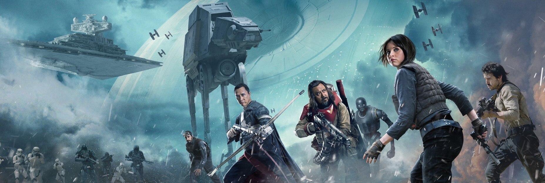 Первые сборы фильма «Звёздные войны: Изгой-один»