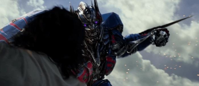 Что показали в трейлере «Трансформеры 5: Последний рыцарь» 13