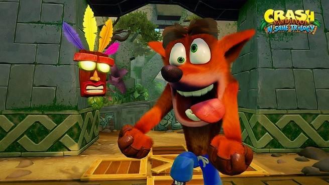 Возможная дата выхода Crash Bandicoot N.Sane Trilogy для PS4