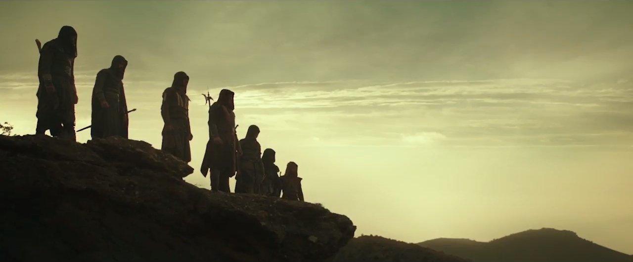 Обзор фильма «Кредо убийцы» 1