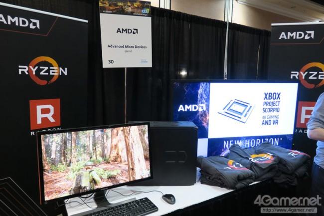Xbox Project Scorpio будет использовать начинку от AMD и иметь поддержку VR