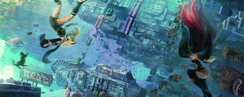 Первые оценки Gravity Rush 2 - критики довольны