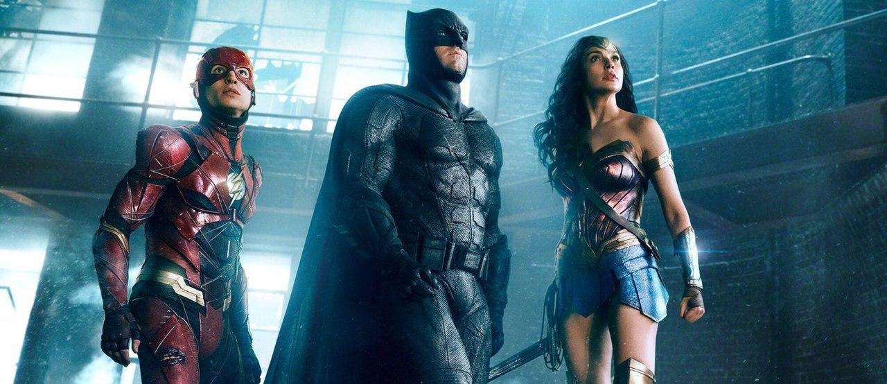 Бен Аффлек рассказал о своем Бэтмене и «Лиге справедливости»