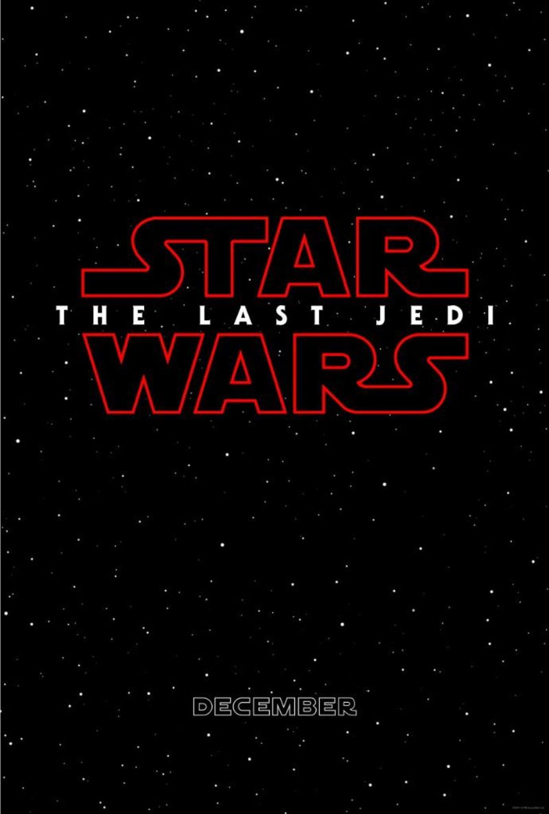 Официальное название восьмого эпизода «Звездных войн»