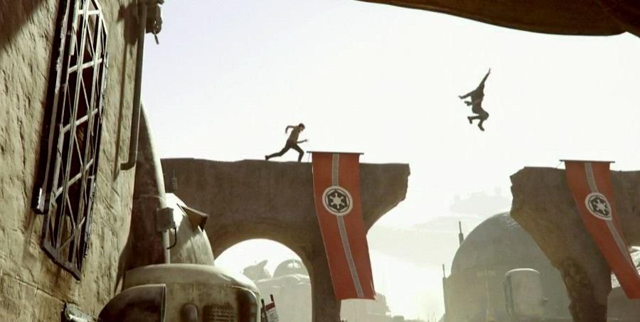 Игра Star Wars про Хано Соло изменили из-за фильма