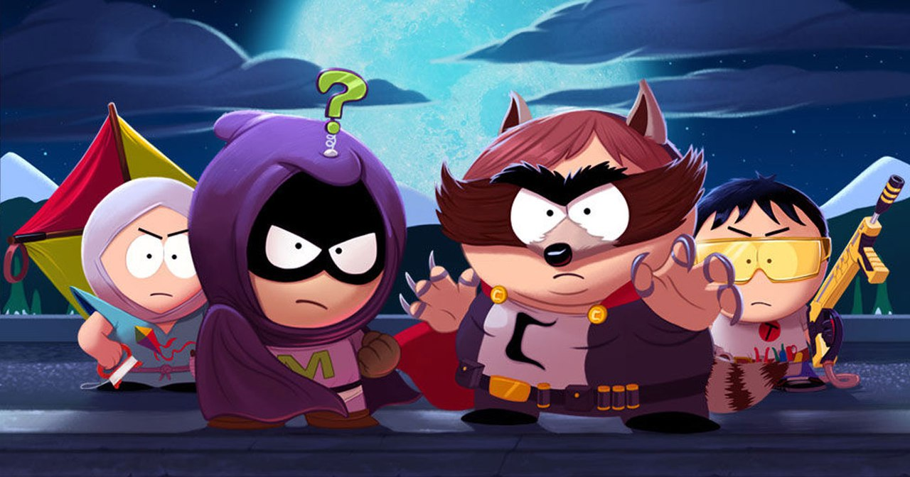 Steam раскрыл, когда выйдет South Park: The Fractured but Whole