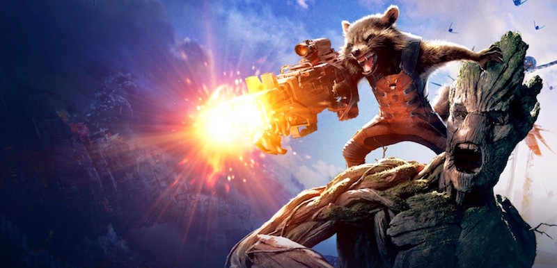 Вторая Marvel-игра от Square Enix посвящена Стражам галактики