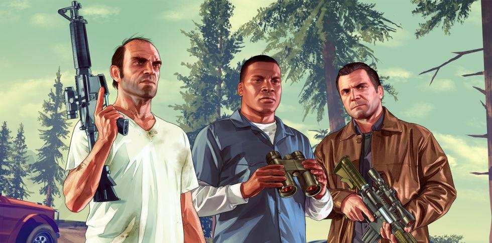 Продажи Grand Theft Auto V до сих пор растут