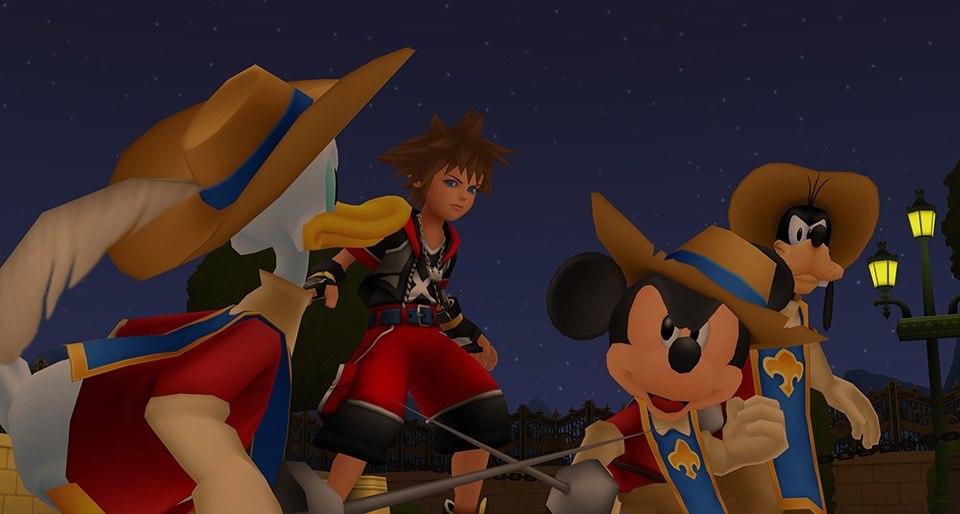 Обзор Kingdom Hearts HD 2.8 Final Chapter Prologue 2