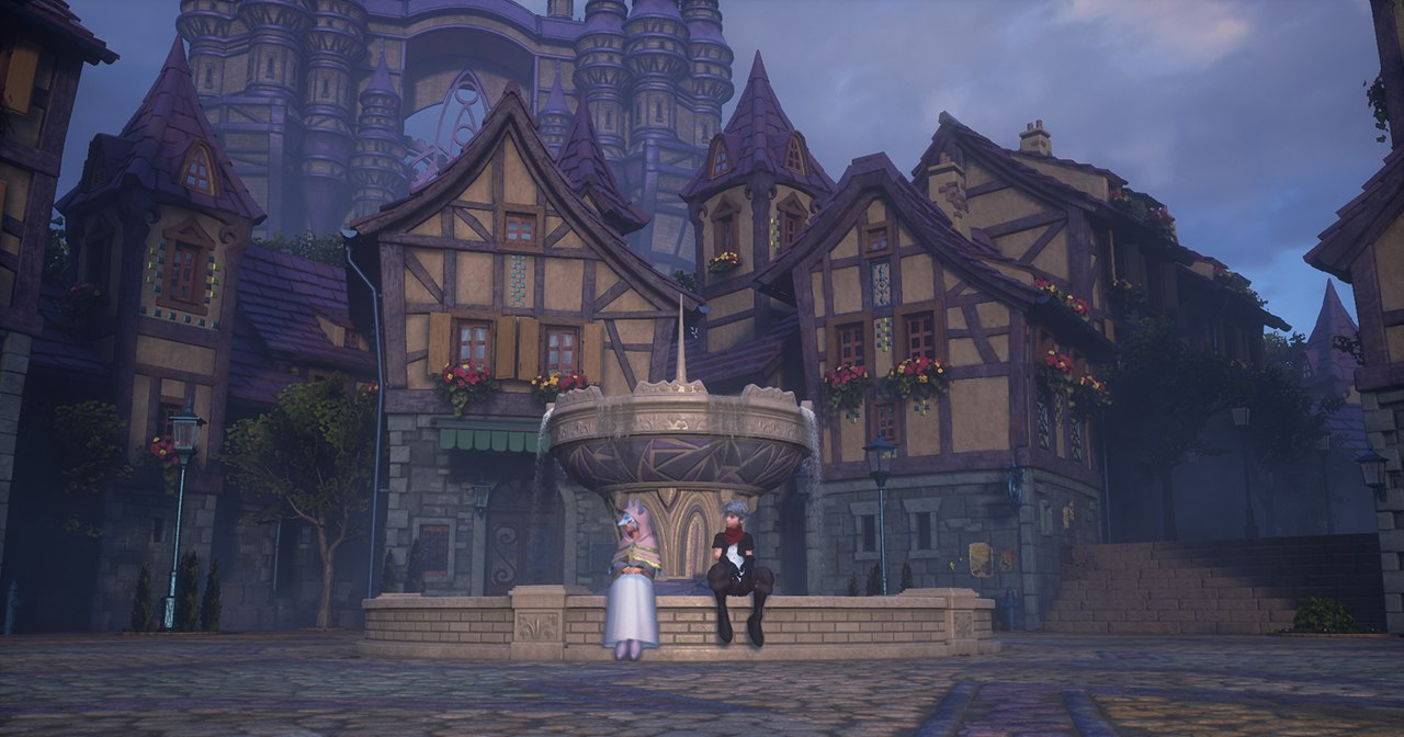 Обзор Kingdom Hearts HD 2.8 Final Chapter Prologue 3