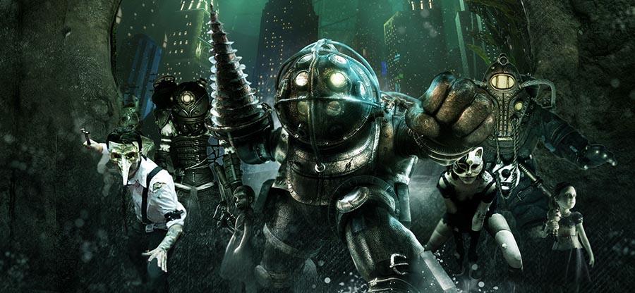 скачать игру через торрент Bioshock на русском - фото 2