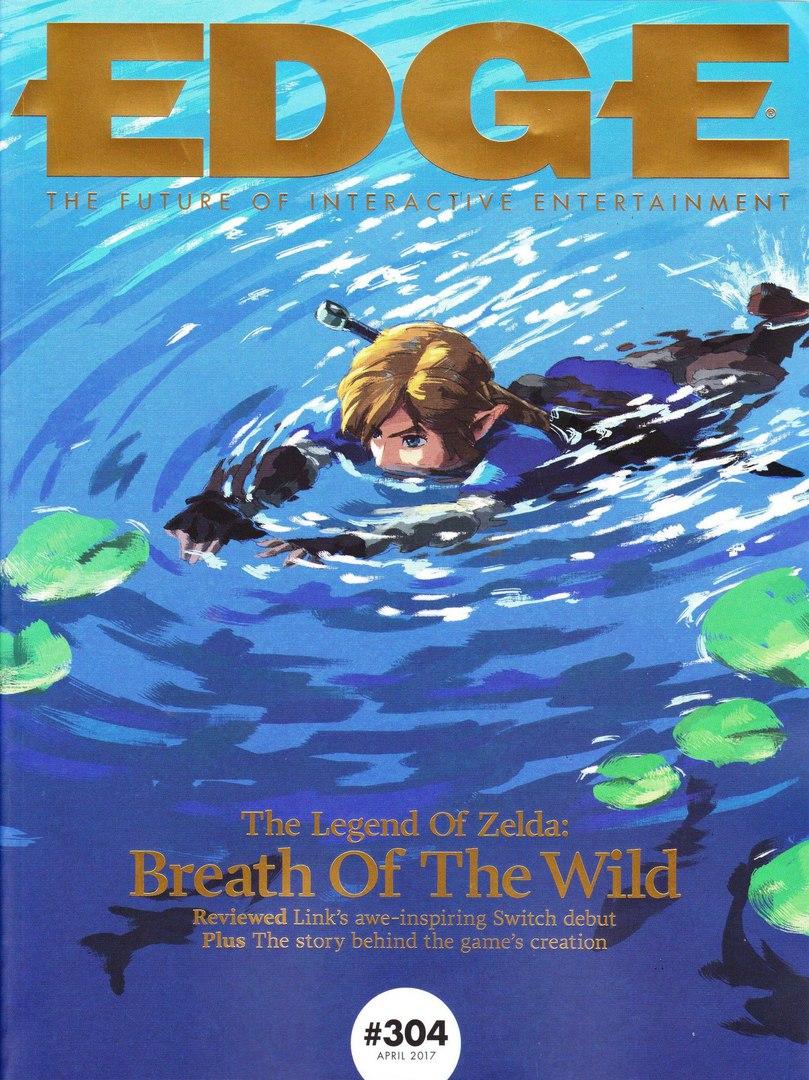 Первая оценка The Legend of Zelda: Breath of the Wild