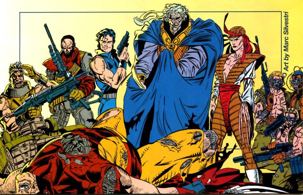 «Логан»: а как было в комиксе? 7