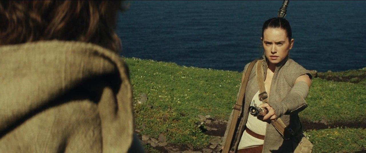 Первые слова Люка Скайуокера в «Звездных войнах: Последние джедаи»