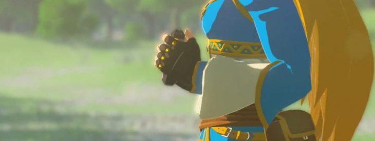 Из-за The Legend of Zelda: Breath of the Wild люди смотрят меньше порно