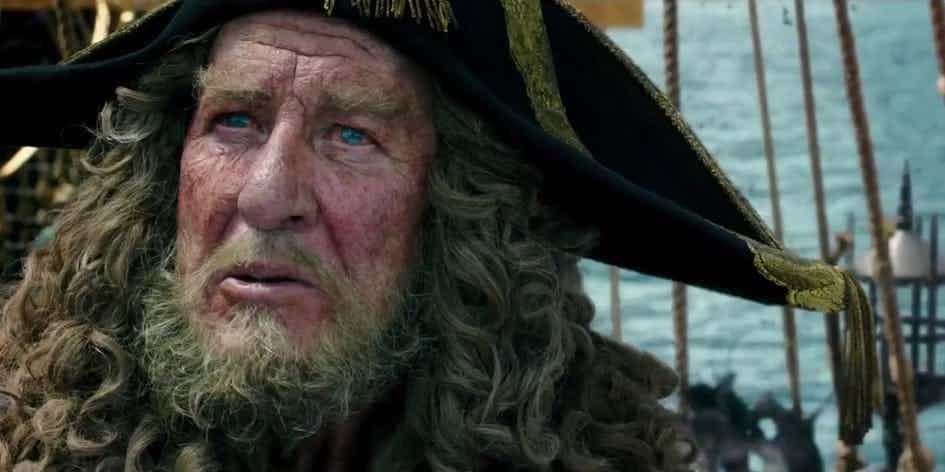 Что показали в трейлере №2 «Пираты Карибского моря 5: Мертвецы не рассказывают сказки» 3