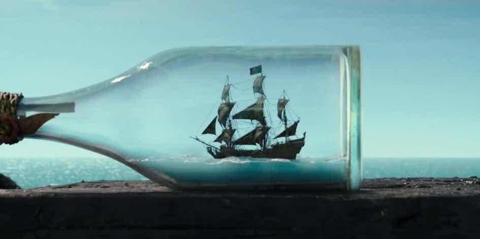 Что показали в трейлере №2 «Пираты Карибского моря 5: Мертвецы не рассказывают сказки» 4