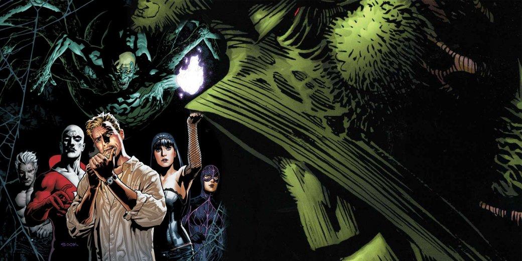Фильм «Темная лига справедливости» может выйти в 2018 году