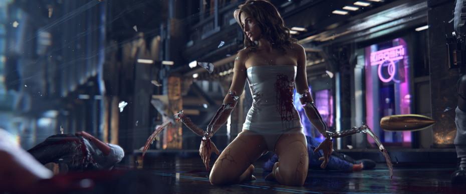 Cyberpunk 2077 выйдет до 2019 года