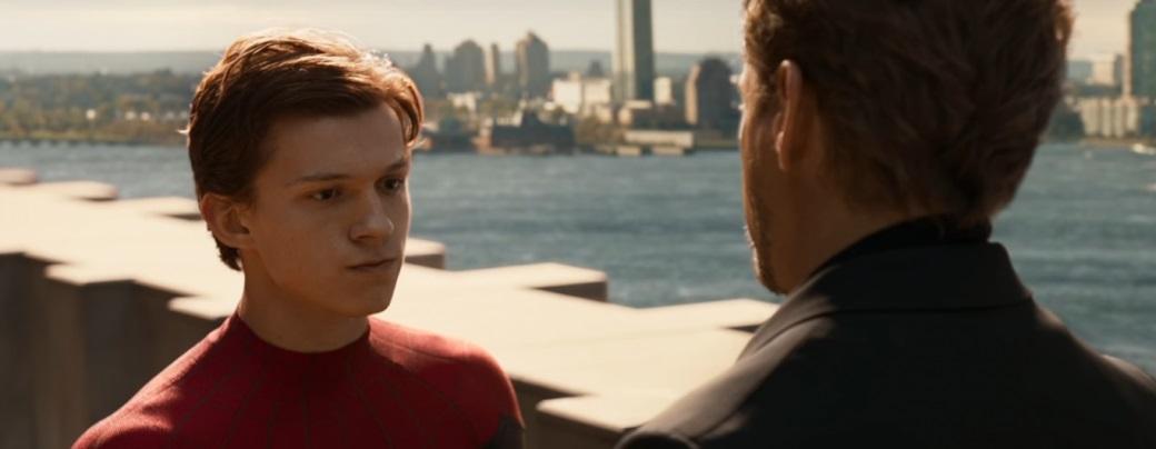 Что показали во втором трейлере «Человек-паук: Возвращение домой» 11